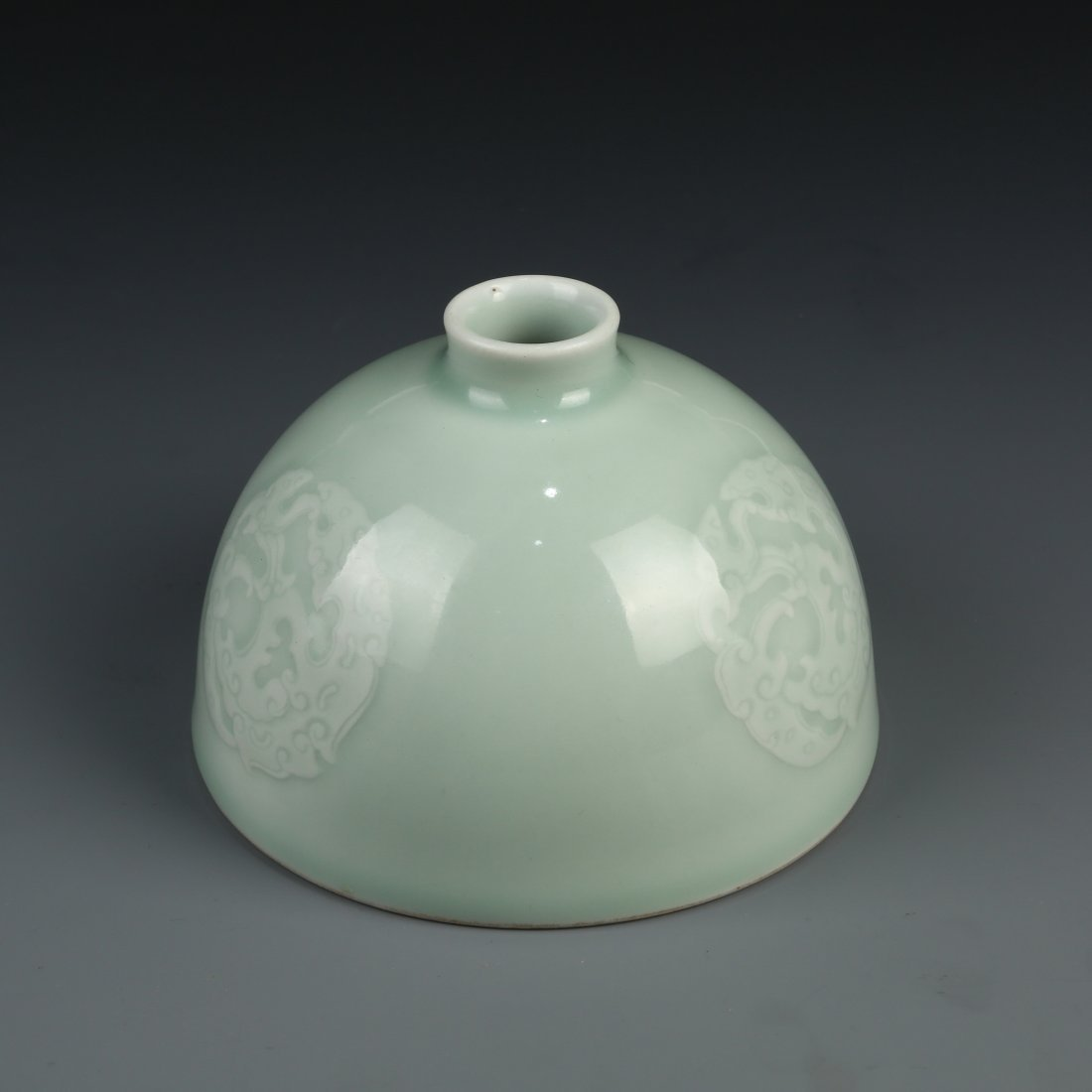 Celadon Glazed porcelain Bee Hive Water Pot with mark
