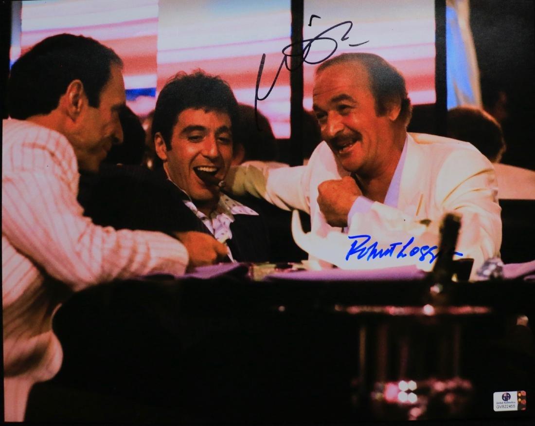 AL PACINO & ROBERT LOGGIA