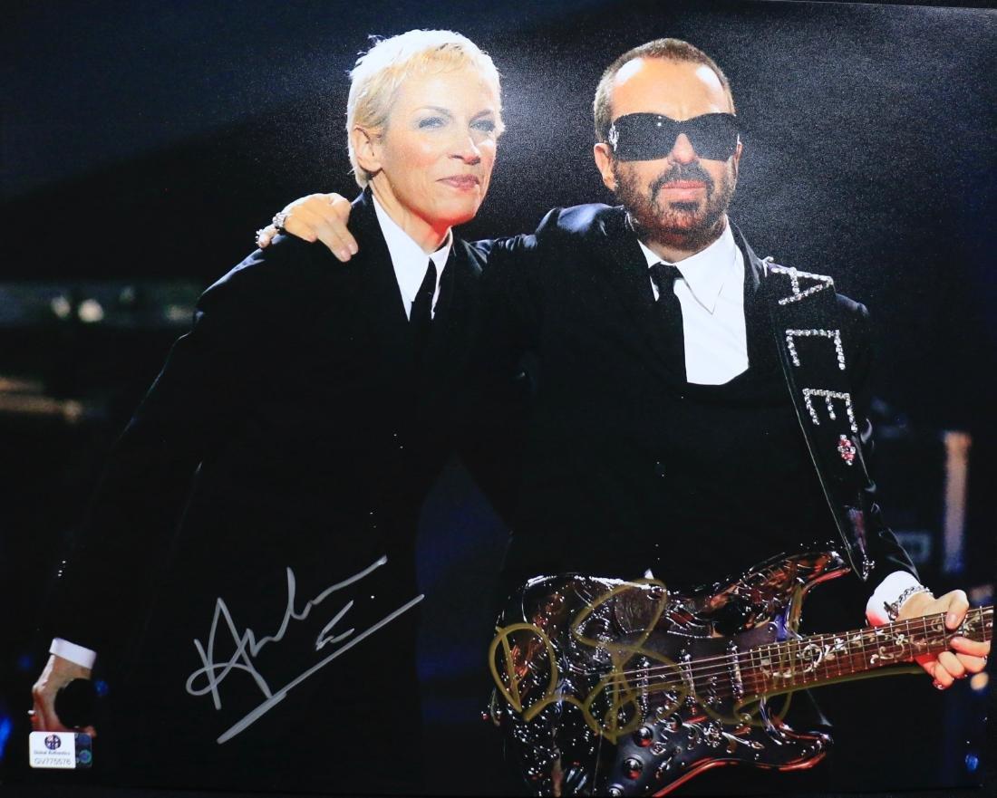 ANNIE LENNOX & DAVE STEWART