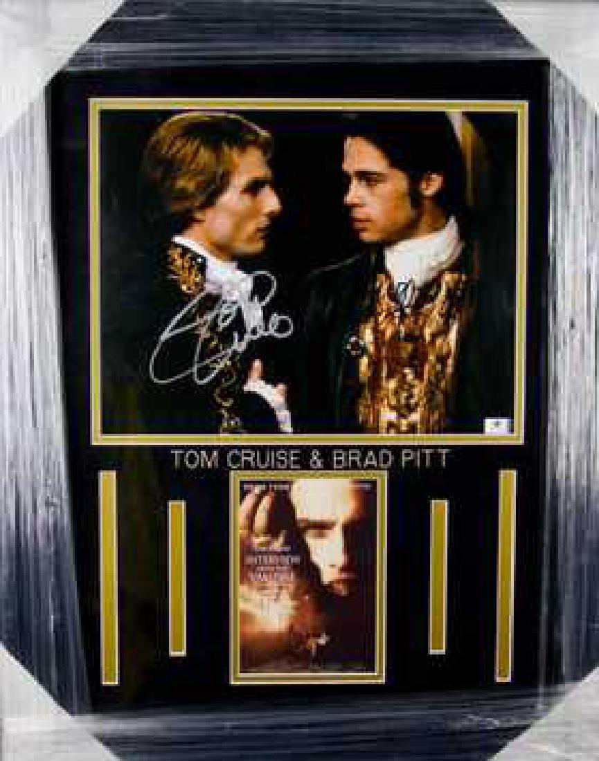Tom Cruise & Brad Pitt