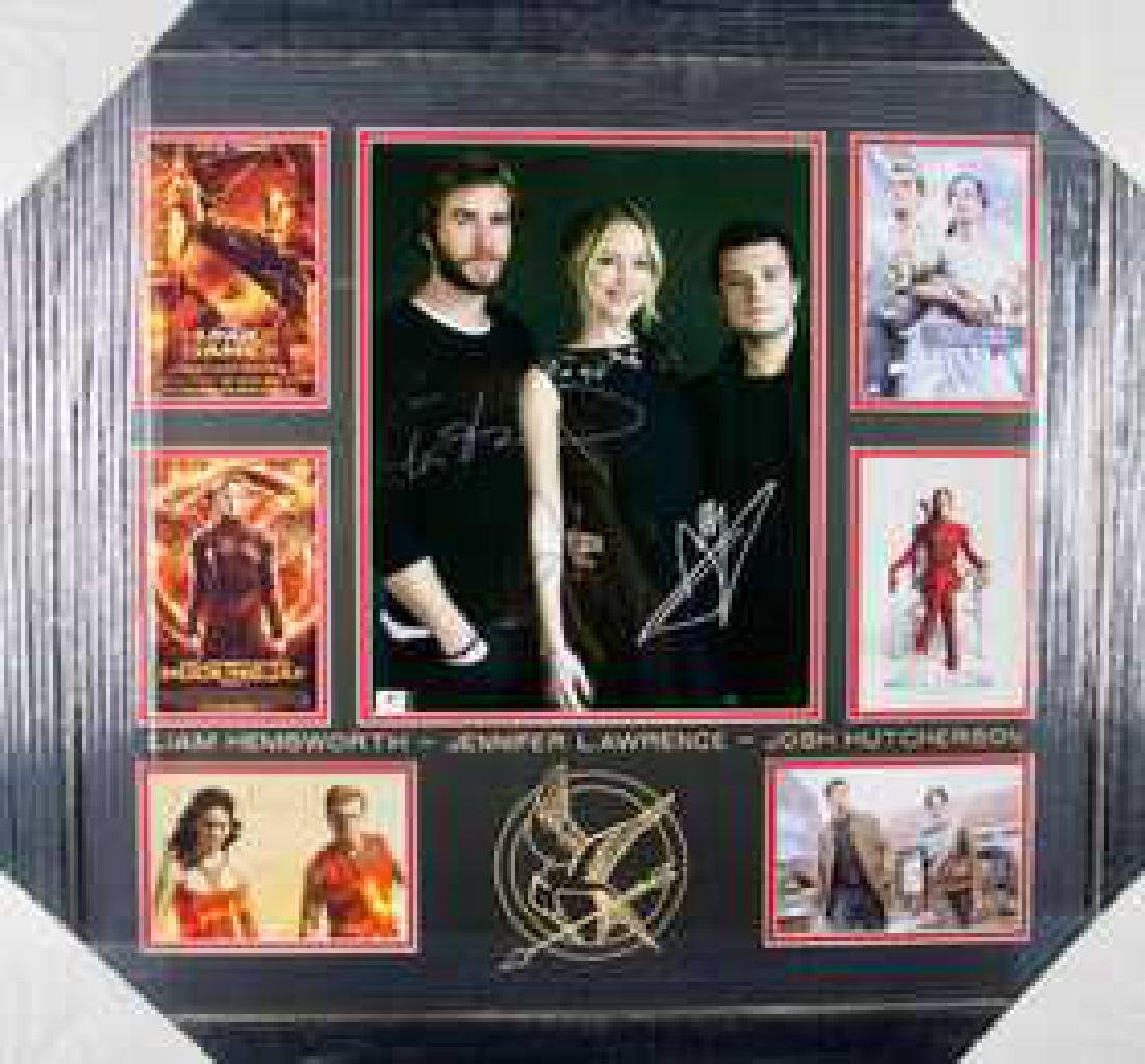 Hunger Games Signed Photo