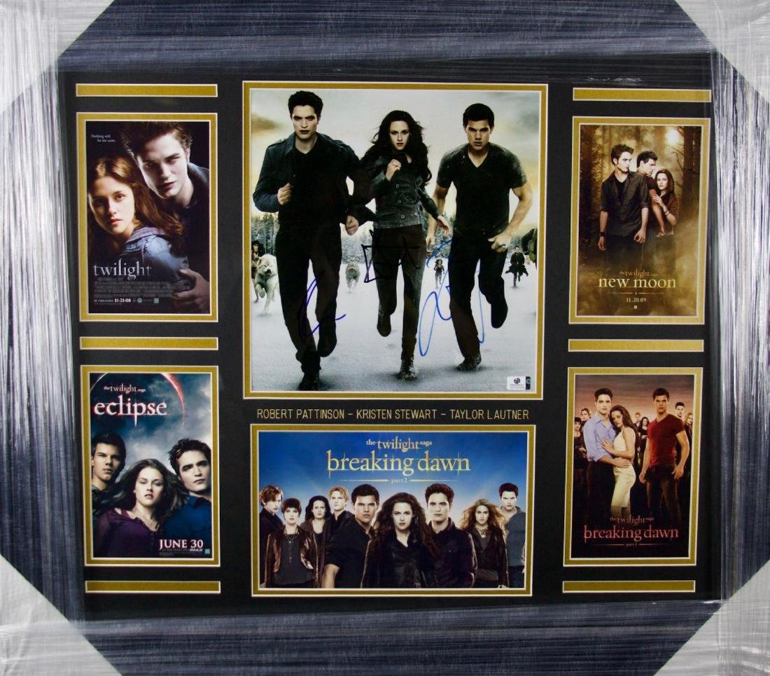 Twilight signed photo