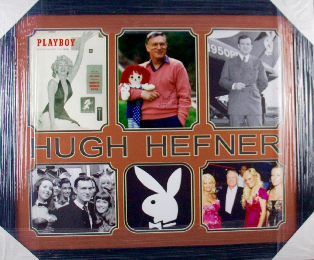 Hugh Hephner