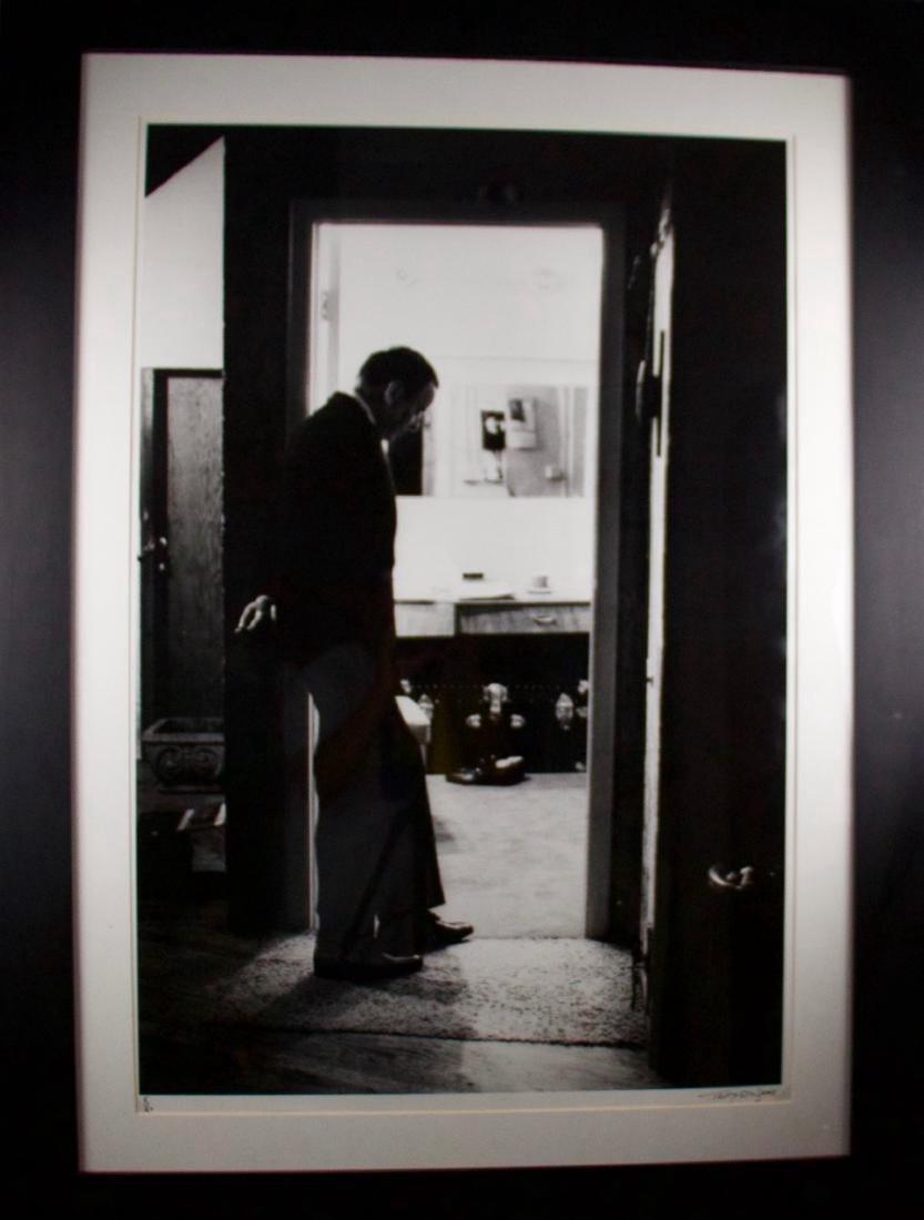 Terry O'Neill- Dressing Room
