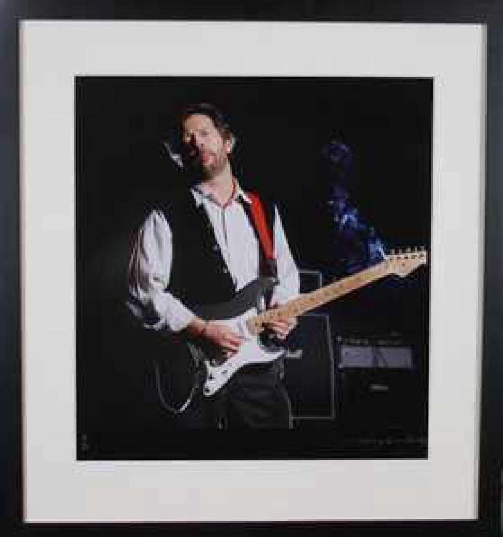Terry O'Neill- Eric Clapton