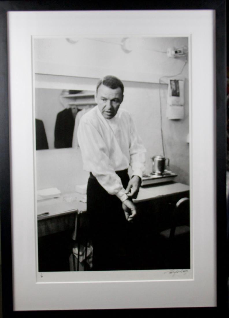Terry O'Neill- Sinatra Backstage