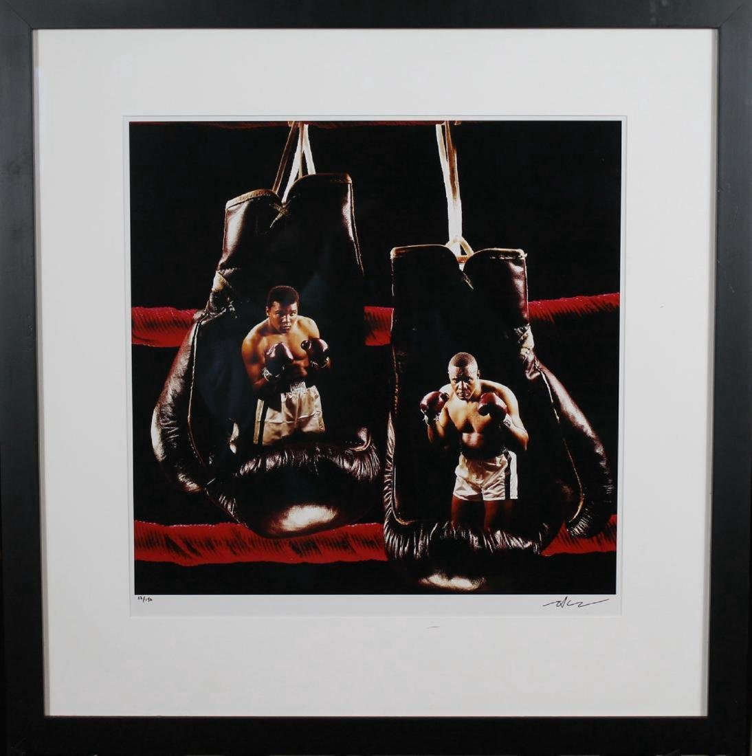 Neil Leifer- Ali & Liston