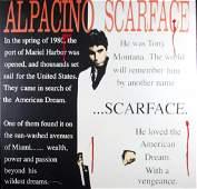 Steve Kaufman - Scarface
