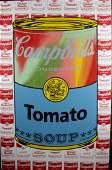 Steve Kaufman - Campbell's Tomato Soup