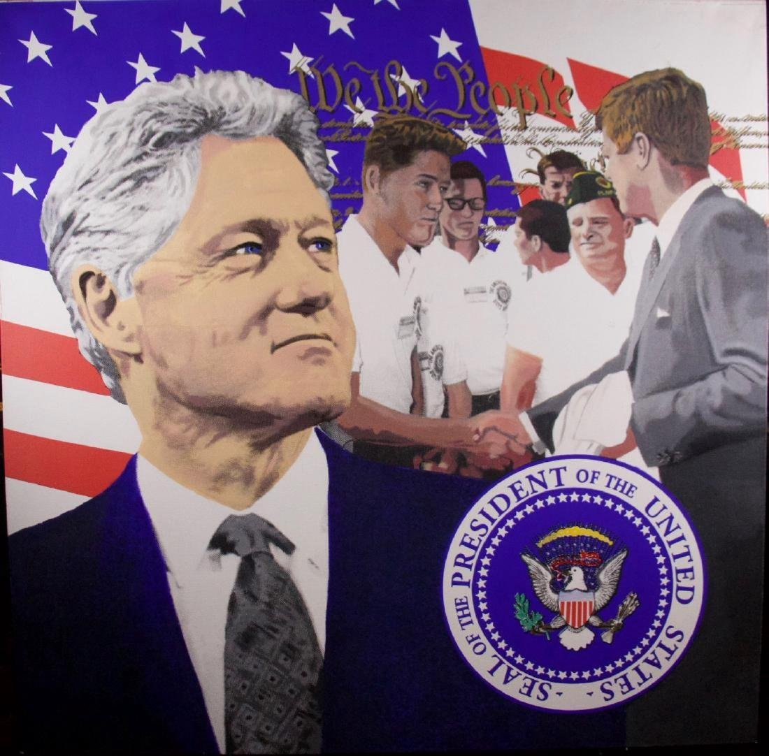 Steve Kaufman - President of the United States