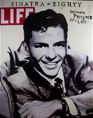 "Steve Kaufman - ""Life"" Sinatra"