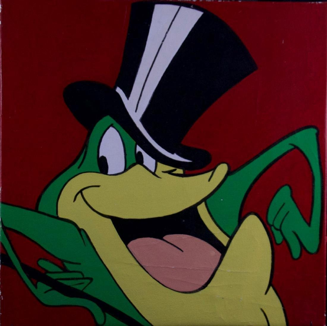 Steve Kaufman - WB- Michigan J. Frog