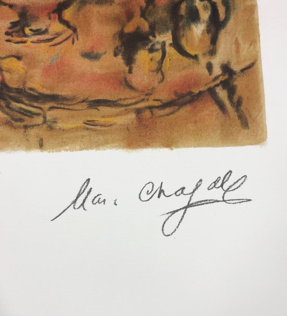 MARC CHAGALL - 3