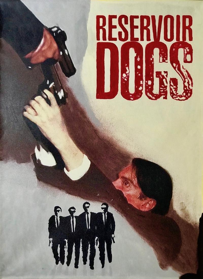 STEVE KAUFMAN-RESERVOIR DOGS