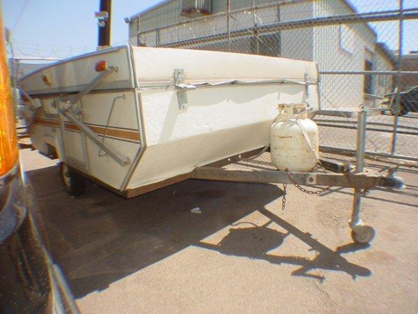 3003: 1982 Palomino Pop up tent Vin#1PA10F19C1023536