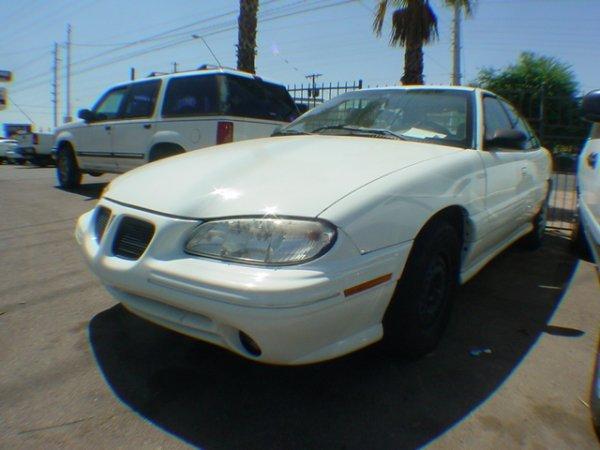 3006: 1997 Pontiac Grand AM LE miles 92316 Vin#1G2NE52T