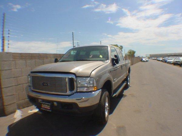 3007: 2004 Ford SR Super Duty miles 28296 Vin#1FTSW31P1