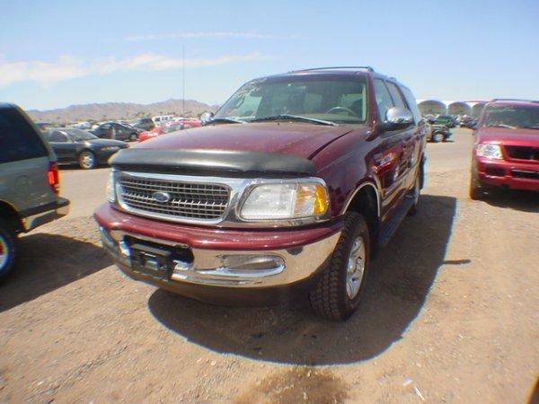 """3009: 1998 Ford LGT Convtnl """"F"""" miles 92465Vin#1F7ZX18W"""