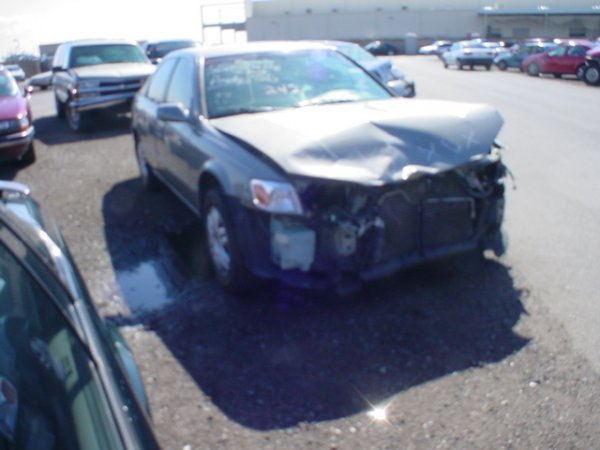 4005: 2000 Toyota Camry Vin# 4T1B22K5YU92013