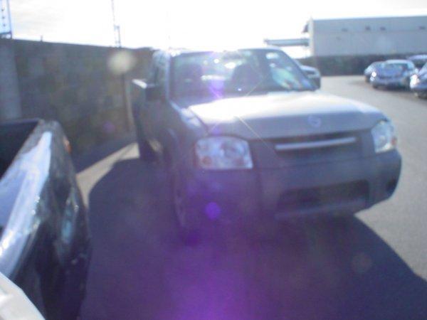 4008: 2002 Nissan Frontier Vin# 1N6D26S92C366466