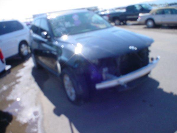 4009: 2004 BMW X3 Vin# WBXPA73474WB24195