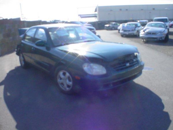 4013: 1999 Hyundai Sonata Vin# KMHWF35V2XA113740