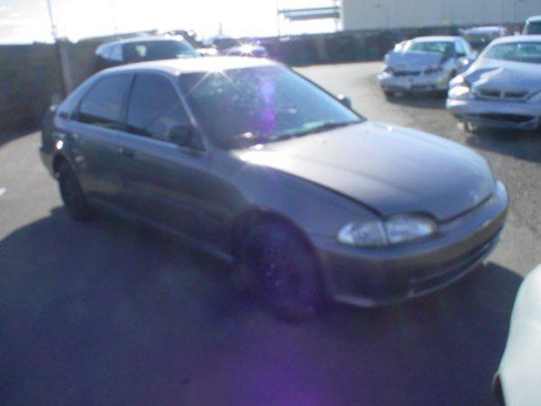 4014: 1992 Honda Civic Vin# 1HGEG8555NL061064