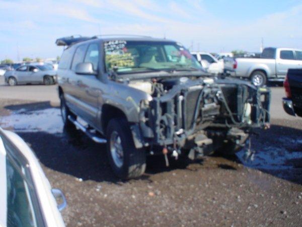 4016: 2002 Chevrolet K1500 Vin # 1GNFK16Z72J118986