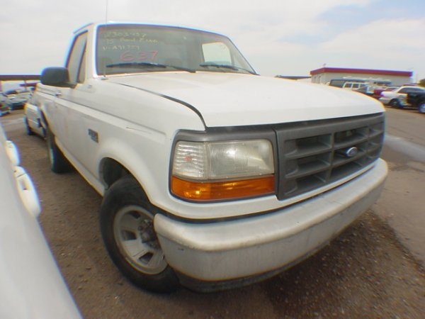 11: 1995 FORD F150