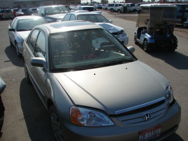 20: 2003 HONDA CIVIC