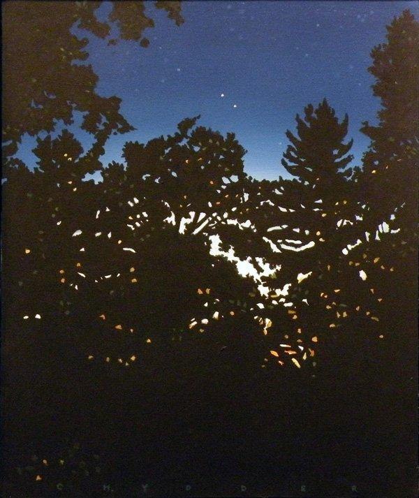 """The Dance of Venus and Jupiter"", Charles Yoder"