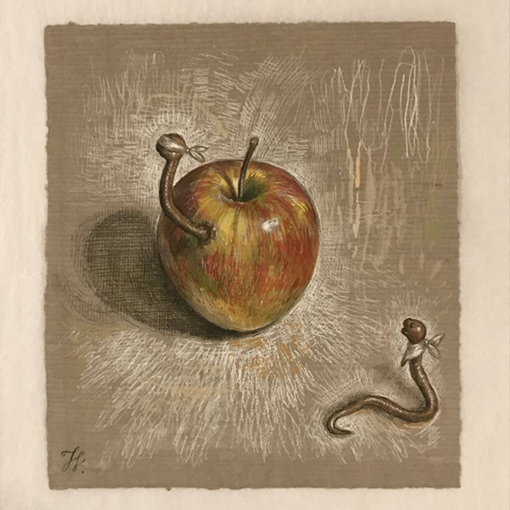 """Untitled from Apple Canon""  Thomas Woodruff"