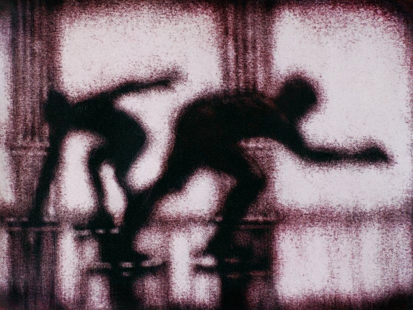 """""""Blading Study""""  Peter Drake"""