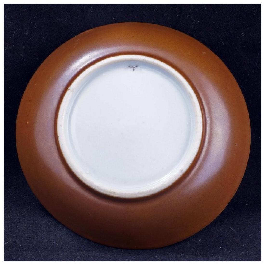 Kangxi period Chinese Imari porcelain saucer circa - 3