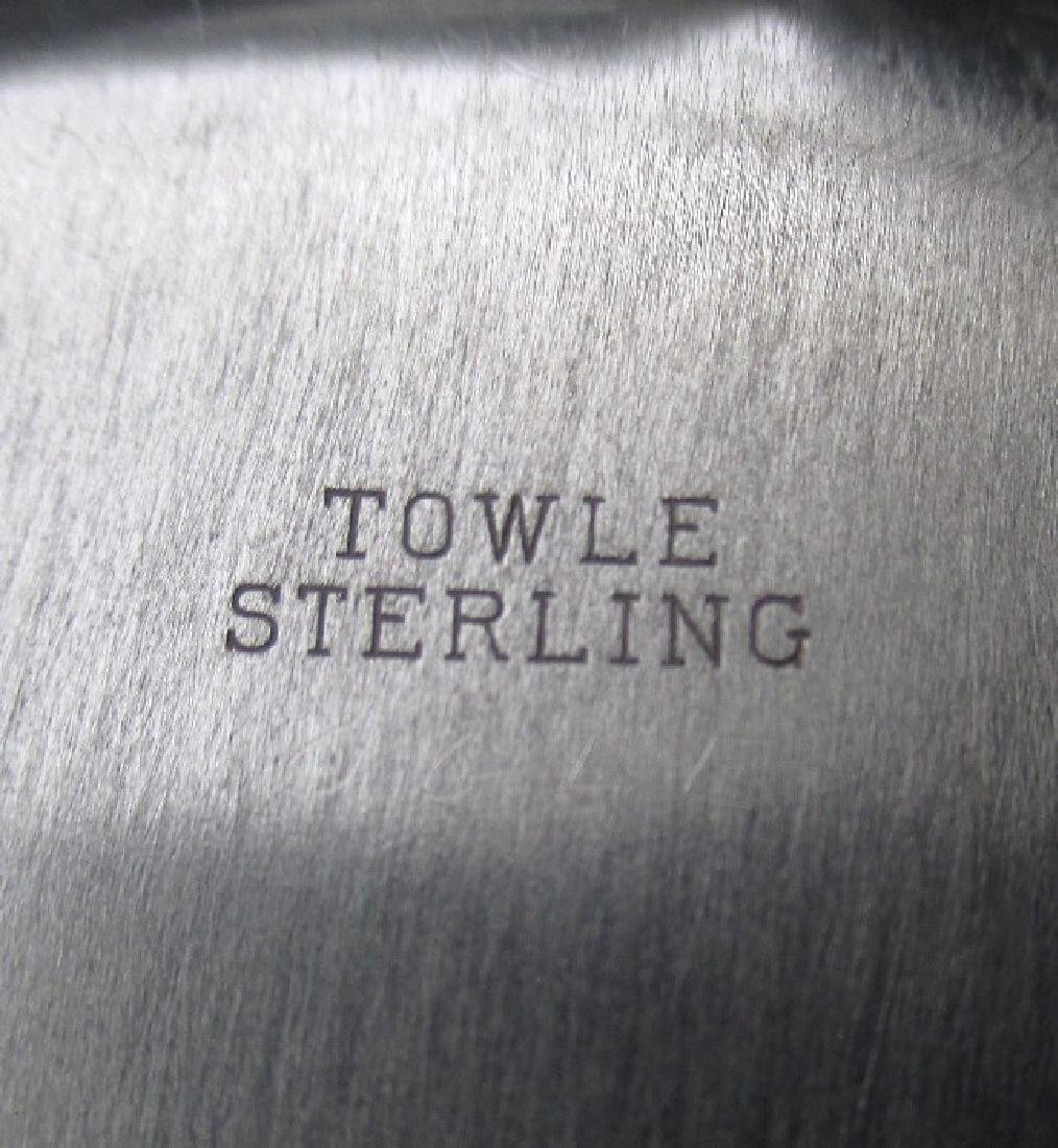 "Heavy ""Towle"" Sterling Silver Serving Bowl - 5"
