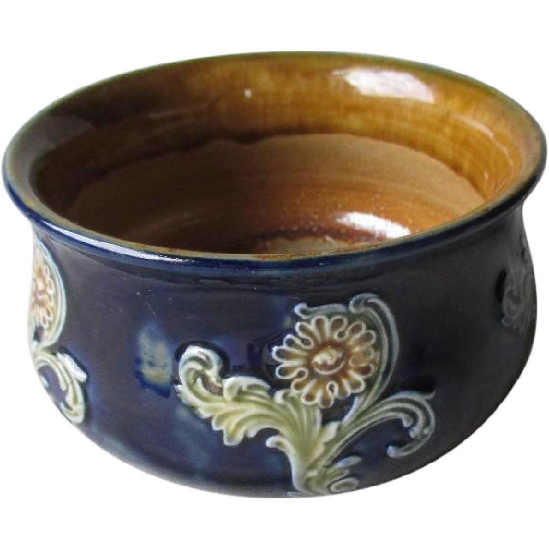Gorgeous Royal Doulton Majolica Vase