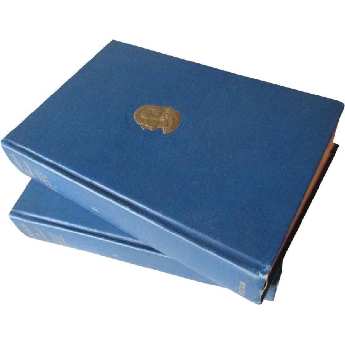 "Author Signed 2 Volume ""Audubon The Naturalist"" by"