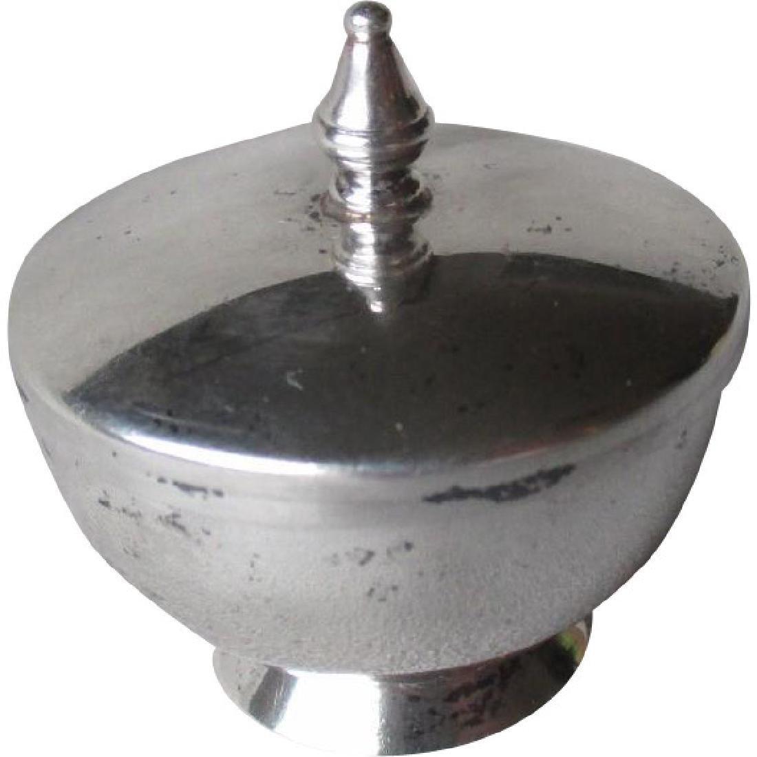 Gorham Sterling Silver Covered Salt Dish