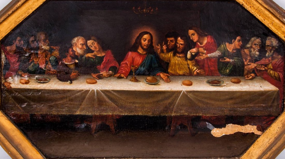 Italian School, 17th Century, The Last Supper