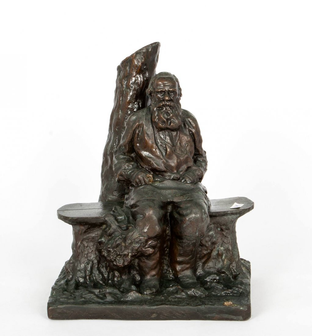 Unidentified Artist, Seated Male, Early 20th Century