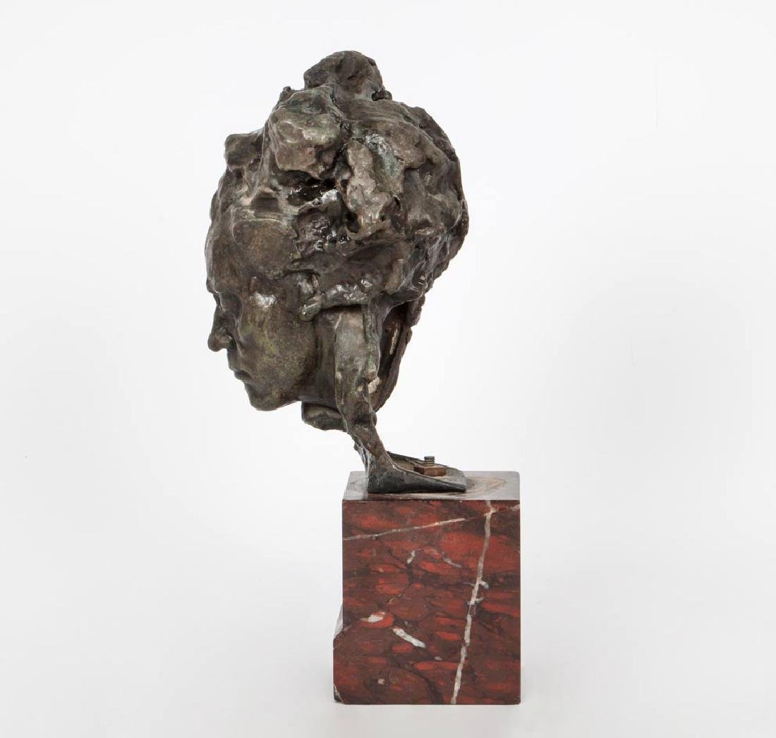 After August Rodin, Beethoven a Bust