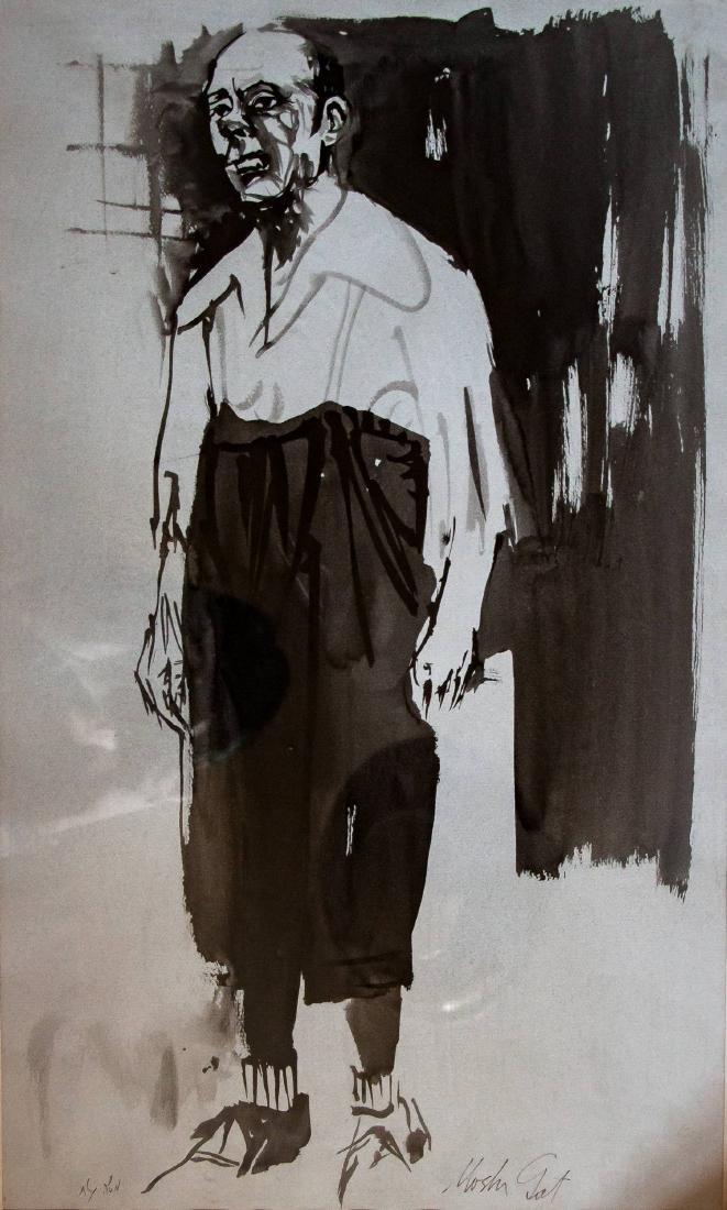 Moshe Gat, Figures