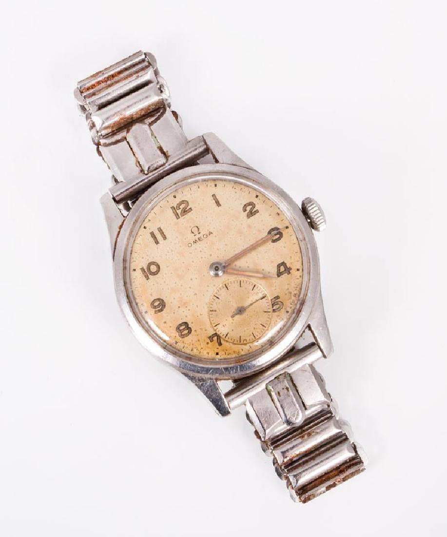 An Omega Women's Wristwatch