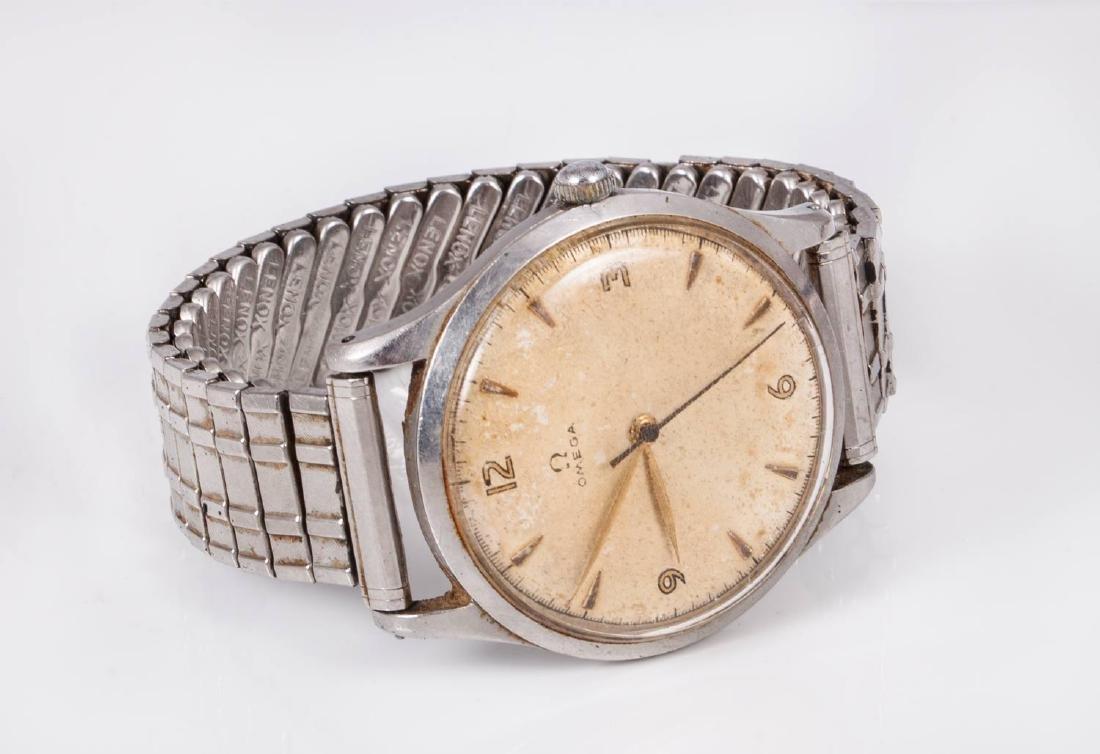 An Omega Men's Wristwatch