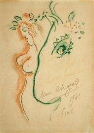 Marc Chagall, Vence