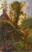 Barbizon School (19th Century), Deep in the Forest