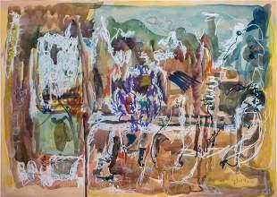 Avigdor Steimatzky, Abstract