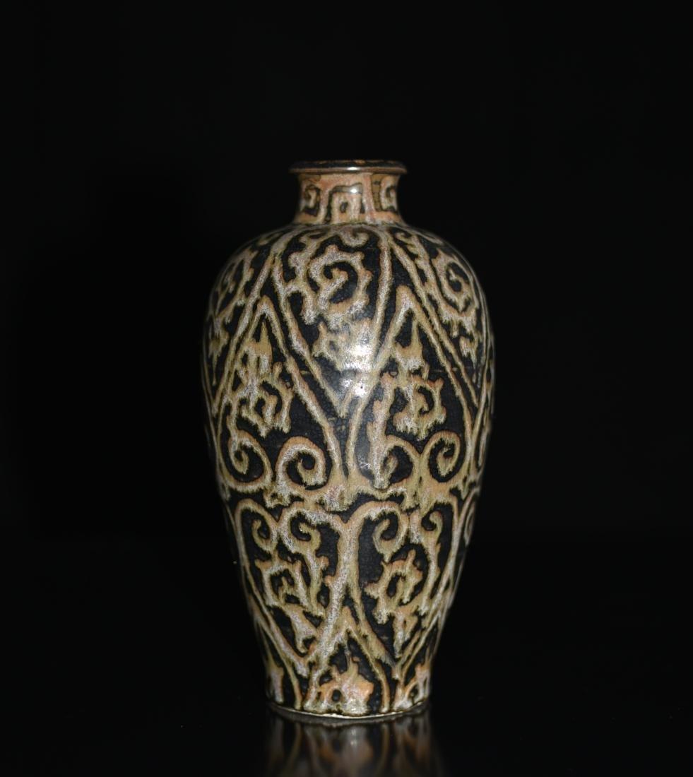 A Jizhou Ware Meiping