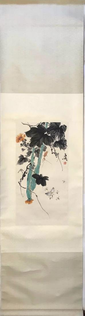 Wang Xuetao, Chinese Ink and Color Painting