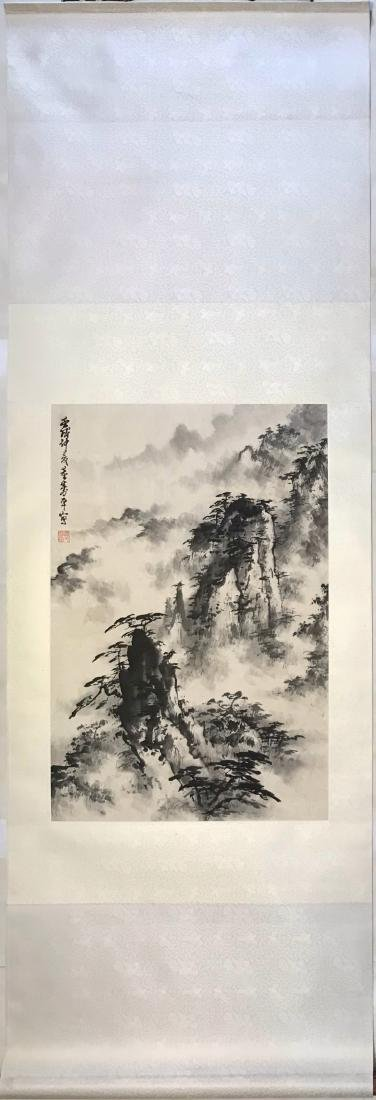 Dong Shouping, Chinese Ink and Color Painting